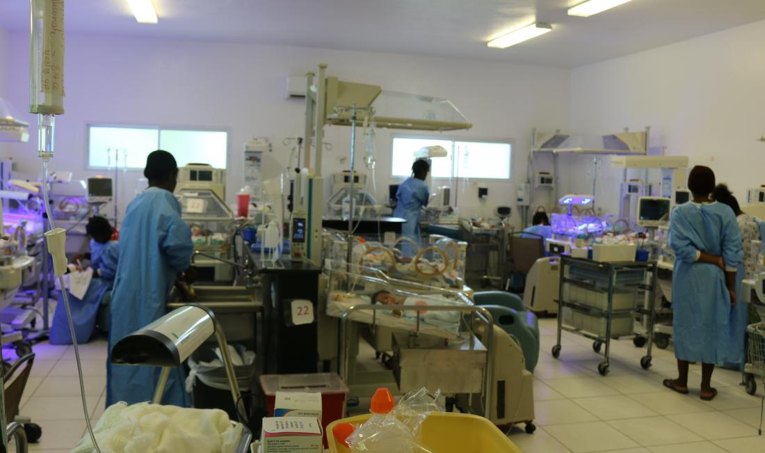 St. Boniface Hospital NICU haiti health care for mothers and babies